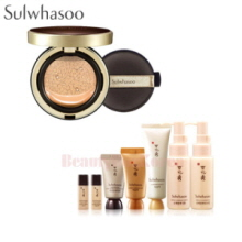SULWHASOO Perfecting Cushion Intense Set [Monthly Limited -July 2018]